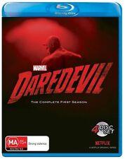 Daredevil : Season 1 (Blu-ray, 2016, 4-Disc Set)