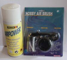 Faller 342201 + 170982 Hobby Air Brush + AIRPOWER