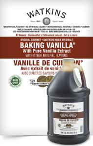 Original Gourmet Baking Vanilla 1 gallon