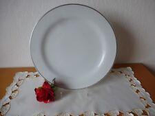 1 Platzteller  31 cm   Moon  Platinum   Rosenthal   A  Ware