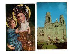 Canada:Quebec, Ste. Anne de Beaupre 2 Postcards (Lot 3)