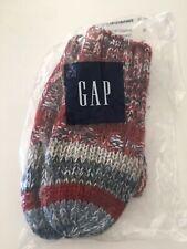 Brand New Gap Kids Size Small/Medium Knit Mittens Multi Red Blue NIP