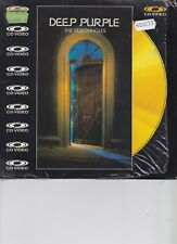 Deep Purple-The Videosingles cd video maxi single 19cm