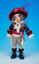FairyLand Doll LittleFee BJD Full Complete Outfit Set Pirate Boy includes Sword