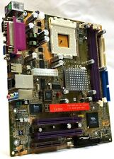 SOYO SY-K7VM333, Socket A, AMD Motherboard Form Factor:Micro ATX Chipset Type:VI