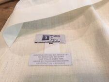 Restoration Hardware RH Belgian Textured Linen drapery curtain panel rod pocket
