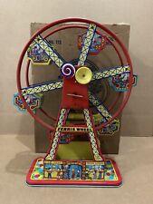 Chein Hercules Ferris Wheel Windup Toy No. 172 ORIGINAL BOX