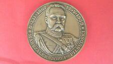 Medal : Marszalek Jozef Pilsudski - Odzyskanie Niepodleglosci 1918