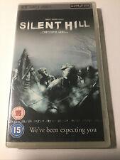 SILENT HILL - SONY PSP UMD MOVIE - BRAND NEW - FREE UK POSTAGE