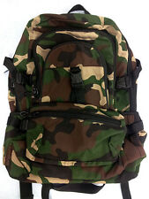 Camelhil Woodland Camo Big Backpack - 8587