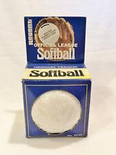 Vintage Regent Official League Softball - Brand New