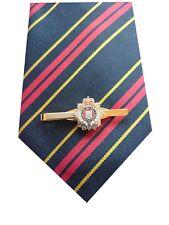 RLC Royal Logistic Corps Tie & Tie Clip Set e129