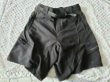 Endura Women's Cycling Shorts Sz. Large 2 Piece Black
