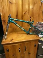 Dyno Air BMX Frame Fork Freestyle Candy Green Paint Original Survivor Gt