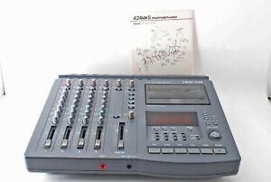 TASCAM Portastudio 424 MKII 4-track Cassette Recorder [Near Mint] from JAPAN