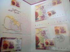 Folder Filatelico Italia 2008 - Zafferano dell'Aquila -