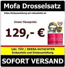 Mofadrossel 25 PEUGEOT Speedfight 4 (4-Takter) Typ: ADAA mit Tüv-Gutachten