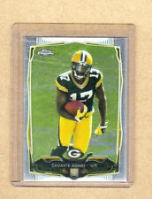 Davante Adams - 2014 Topps Chrome Rookie Card-Mint Condition-#114-Packers-NFL