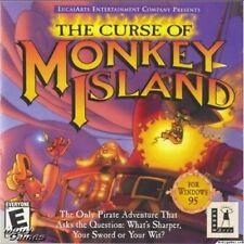 THE CURSE OF MONKEY ISLAND +1Click Windows 10 8 7 Vista XP Install