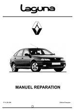 manuel atelier entretien réparation technique Renault Laguna 1 - fr