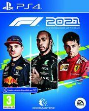 F1 2021 (Sony PlayStation 4, 2021)