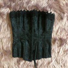 FREDERICKS - Adjustable Corset - Color: Black - Size: 34