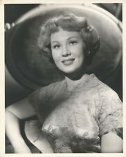VIRGINIA MAYO Beautiful Original Vintage BERT SIX Warner Bros DBW Portrait Photo