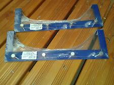 2 Metall Türgarderobe (7,95/Stk.) 4 Haken Türhaken Garderobenleiste Garderobe