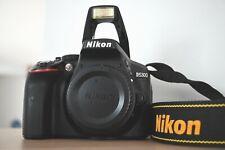 Nikon D5300 SLR-Digitalkamera (Nur Gehäuse)