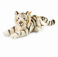 Steiff Bharat, The White Tiger authentic new MIB - 066153