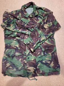 British Smock Combat DPM Jacket   Used