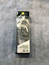 Excellent Nikon MC-30 Remote Trigger Release