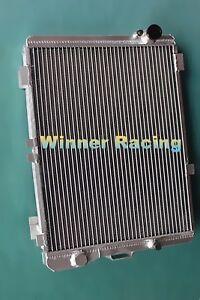 Fit Audi 80 / 90 QUATTRO B2 B3 B4 2.0/2.2/2.0 i/2.2 i/2.3 i aluminum radiator