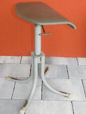 CHAISE D'ATELIER VINTAGE Stuhl Werkstattstuhl workshop CHAIR Industrial TABOURET