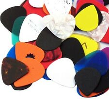 Pack of 50 Assorted Guitar Picks - 351 style - Free Shipping