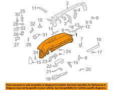 AUDI OEM 02-04 A6 Quattro-Dash 4B1857008G24A