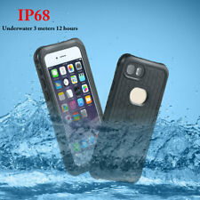 Dual-arc Upgrade Shell AirShock For Iphone7 Protective Case Waterproof IP68