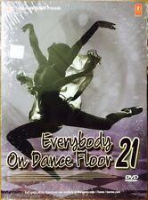 Everybody On Dance Floor 21 - Original Bollywood Hindi Songs DVD Region Free