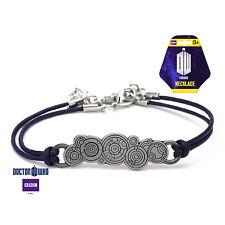 Official Doctor Who - Gallifreyan Symbol Bracelet - Free Shipping