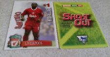 SHOOT OUT CARD 2003/04 (03/04) - Green Back - Liverpool - Salif Diao