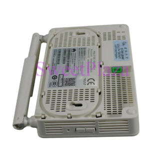HS8546V5 GPON ONU with 4GE SC/APC 1TEL+2.4G&5G Dual-Band WiFi, English Interface