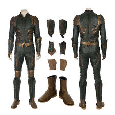 2017 Justice League Aquaman Arthur Curry Cosplay Costume Handmade