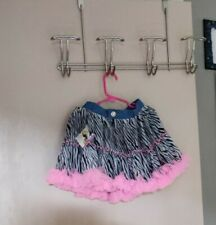 Toddler size 2 Oopsy Daisy Baby  Multi Colored TuTu Skirt