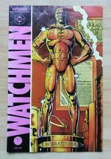 DC comics Watchmen #8 April 1987 Low Grade