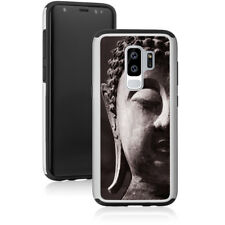For Samsung Galaxy S7 S8 S9 S10 + Note 8 9 Shockproof Hard Case Cover 219 Buddha