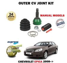 FOR CHEVROLET EPICA MANUAL MODELS 2008-->NEW 1X OUTER CONSTANT VELOCITY CV JOINT