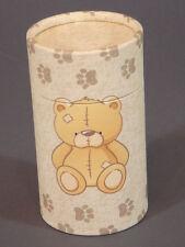 Teddy Bear Biodegradable Ash Scattering Tube Mini Cremation Urn Keepsake