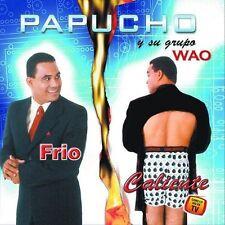 Papucho y su grupo Wao - Frio Caliente  LATIN CD