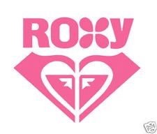ROXY DECAL SURF GIRL TRUCK / CAR STICKER WINDOW DECALS