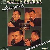 Love Alive IV by Walter Hawkins (CD, Jun-1990, Malaco) BRAND NEW!